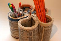 Craft ideas / by Dhatri Talati