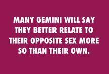 I'm a Gemini / by Cori Duncan