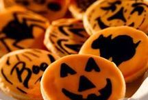 Halloween Goodies / Your guests will just love these scrumptious #Halloween inspired dishes! Check out our sweet and savory treats.  / by Martha White