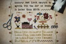 Plum Street Samplers Cross Stitch / Cross stitch patterns by Plum Street Samplers / by Stitch and Frog Cross Stitch