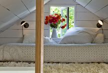 Guest house/guest bed / by Carolyn Schilling