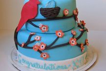 Fabulous Cakes! / I love to eat cake, but the thing I most admire is the creativity that goes into making a fabulous cake! / by Sofie Ngirutang