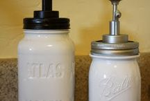 mason jar ideas / by Jenna Ratica