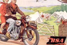 Vintage Motorbikes / by Hanneke Hofstee