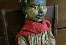 Black folk-art and Americana / by Merry Peasant