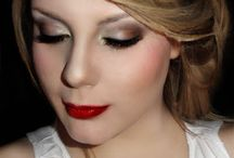 Makeup / by Priscilla Newton