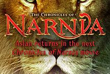 Chronicles of Narnia / by Hiccup Horrendous Haddock III