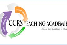 CCRS / Great resources for College and Career Ready Standards / by EARIC