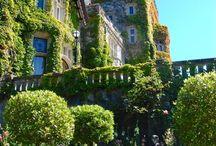 C A S T L E S Palaces, Homes of the Gilded Age / by Bruce Bailey