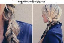 Hair Share! / by Kaitlyn Murray