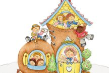 Nursery Rhymes and Fairytales / by Carrie Kenny