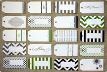 Printables / printable gift tags, images, ideas / by Wendy Finch