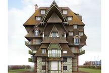 architecture / by Pauline Duval