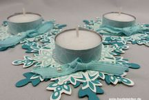 Stampin up Christmas / by Judi Hill