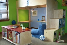 ideas for remodeling the kid's rooms / by Ashley Gardner