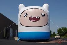 Adventure Time / Algebraic! / by Mimoco