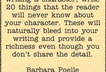 Writing / by Sarah Miller