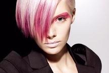 Pink Hair / by Mely Alvarez