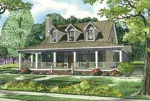 House Plans & Ideas / by Jill Shaw