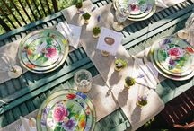 Tablescapes / the perfect landscape / by DAISIES & PEARLS | MERRYMAKING