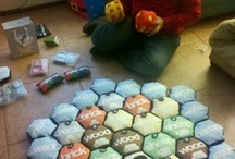 Catan / Settlers of the Catan / by Mandi Tolen