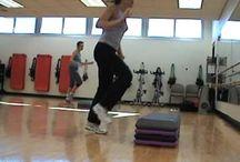 step aerobic online / by Jms Smj