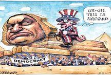 Matt Wuerker's Pulitizer Prize-winning cartoons / by Peter Schorsch