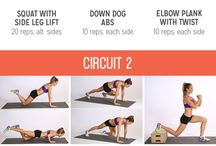 Get fit / by Allison Cowdrey