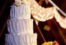 Buttercream: 2013 Top Wedding Cake Trends / by Sweet Grace, Cake Designs