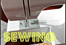 Sew gonna learn to Sew / by Angel Page