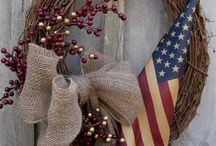 Patriotic / by Connie Carmack