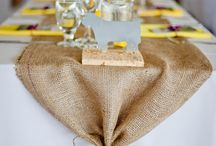 Wedding Decor (because it's fun!) / by Landis Carey