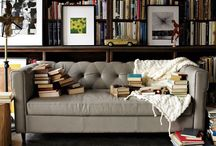 style and design - interior / my comfy, eclectic interior design inspiration / by Ericka Grizzard