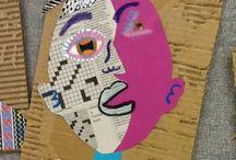 8th grade art lessons / by Jessica Lynn
