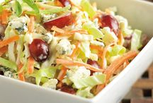 Salads / by Lorrie Nunemaker