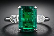 Color Study - Emerald / by Mary P Brown