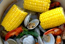 Clam bake / by Hope Dotson