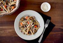pasta / by Elisakitty's Kitchen