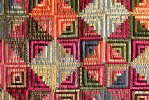 antique quilts / by Callie Varellas-Triarsi