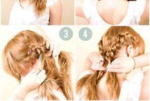 Hair/beauty / by Ainsley