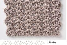 PATRONES,DIAGRAMAS, PUNTOS / by Rocandson crochet&craft