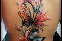tattoos / by Jennifer Powell