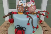 Valentine's Day Cakes / All about that special someone. / by Satin Ice