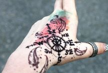 Tattoos / by Mandy Zimmer