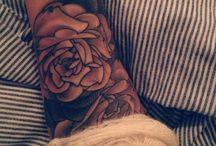 Tattoos / by Amanda Burd