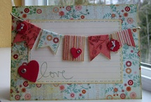 Card making / by Donna Welch