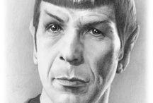 Star Trek / by Louise Hansen