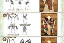 Accessories - Scarves / by Arlisa Owen