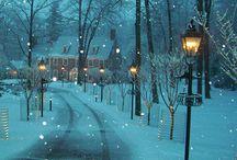 Seasons - Wonderful Winter / by Phillis Mullin
