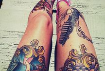 Tattoo Ideas / Share your tattoo ideas, share your own tattoos, share tattoos you like. / by Jags Short